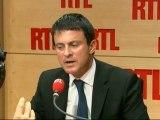 """Manuel Valls, ministre de l'Intérieur : """"Il y un terrorisme intérieur en France en résonance avec ce qui se passe au Sahel"""""""