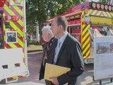 La Seine-et-Marne au Congrès National des Sapeurs-Pompiers