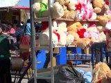 BOLIVIE: Fete forraine à Uyuni...