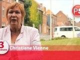 Christiane Vienne - Mes envies, mes rêves, mes ambitions pour Mouscron