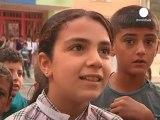 Les écoles fermées à la frontière turco-syrienne