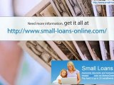Small-loans-online.com: Your dependable resource to get small loans online