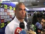 Deportes / Fútbol; Real Madrid, Pepe: 'Iniesta ha exagerado mucho'