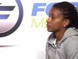 L'interview d'Elodie Thomis par Foot Mercato !