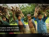 Say No to Child Labour & Stop Abuse - India Child Labour