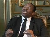 Interview de Bertin Mampaka, Vice-Président du Parlement de Bruxelles - 2
