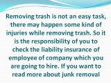 How junk removal company is beneficial for you