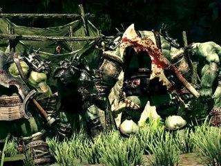 Launch Trailer de Of Orcs and Men