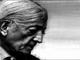 Jiddu Krishnamurti parle à la radio française L'art