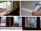 Reparar ventanas aluminio. Reparación ventanas aluminio.