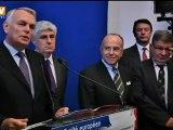 Jean-Marc Ayrault salue la ratification du traité budgétaire européen