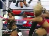 Eve Torres (C) Vs. Kaitlyn - Divas Championship - WWE RAW 10812