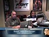 Jake Ellenberger on MMAjunkie.com Radio