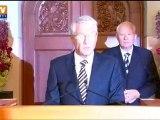 Prix Nobel de la paix à l'Union européenne : réaction de Kouchner