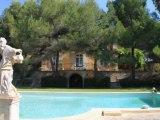 Aix en provence bastide 10 pièces 5 chambres parc dependances