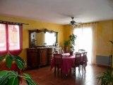 PJ 2255  Agence immobilière Gaillac. Salvagnac maison avec demi sous-sol, 103 m² de SH, 4 chambres, 856 m² de terrain clos