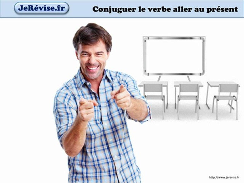 Conjuguer Le Verbe Aller Au Present De L Indicatif Video Dailymotion