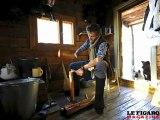 Sylvain Tesson : «J'ai vécu six mois en ermite au bord du lac Baïkal»