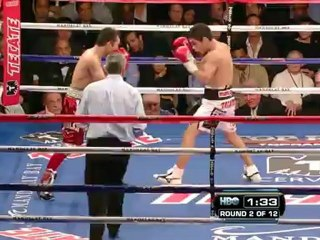 Nonito Donaire  vs Fernando Montiel  Full Fight