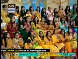 Good Morning Pakistan By Ary Digital - 11th October 2012 - Part 1
