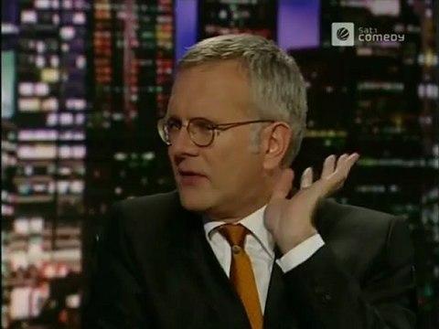 Die Harald Schmidt Show vom 10.07.2001