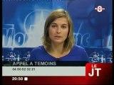 TV8 Infos du 10/10/2012