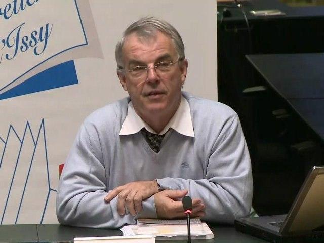 Daniel Lincot aborde les énergies renouvelables lors d'un Entretien d'Issy