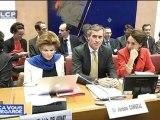 Marisol Touraine devant la commission des affaires sociales de l'Assemblée
