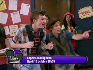 Disney Channel - Appelez-moi DJ Rebel - extrait exclusif