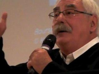 """Philippe Labarde à Arcachon : """"L'économie n'est pas une science !"""""""