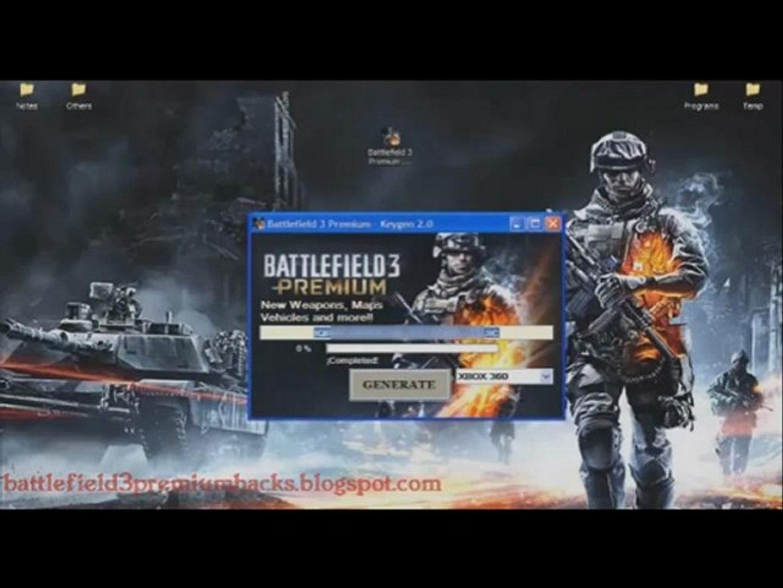 Battlefield 3 Serial Key Generator