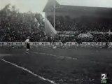 El tancament de l'estadi de Les Corts (1925)