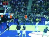 25 Ocak 2012 Ülker Sports Arena Fenerbahçe Ülker - EA7 Maç Öncesi Şov & Anons