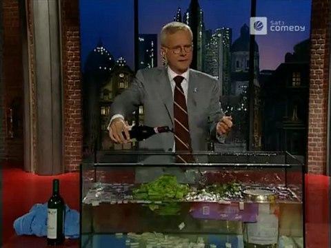 Die Harald Schmidt Show vom 14.08.2001