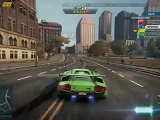 Gameplay Feature Series 2 - Multiplayer de Need For Speed : Most Wanted