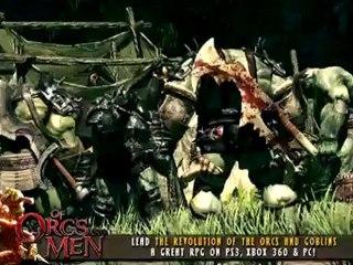 La révolte a sonné ! de Of Orcs and Men