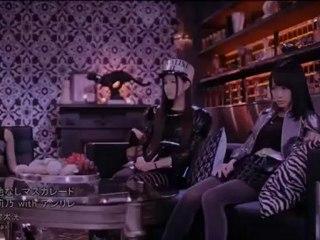 """【MV】Sashihara Rino with AnRiRe - 2nd Single """"Ikuji Nashi Masquerade"""