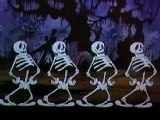 Skeleton Frolics (1937) Ub Iwerks  Columbia