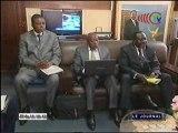 Une délégation du réseau des parlementaires africains chez le 1er vice-président de l'assemblée nationale