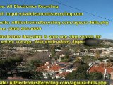 Electronics Recycling in Agoura Hills CA | All Electronics Recycling