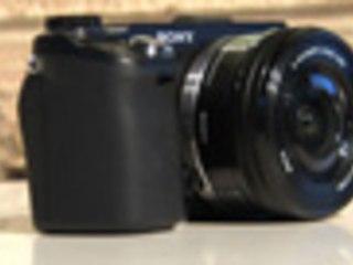 Sony NEX 6 camera preview