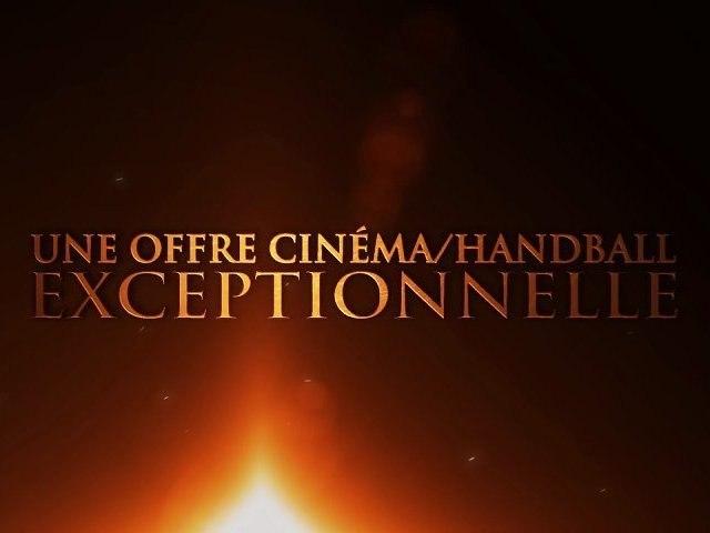 Offre Cinéma/Handball