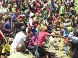 AfSud: des mineurs encore en grève, d'autres reprennent