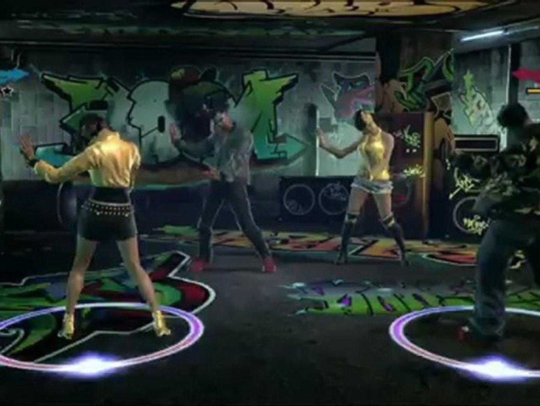 The Hip Hop Dance Experience - LeSean McCoy's Hip Hop End Zone Dance
