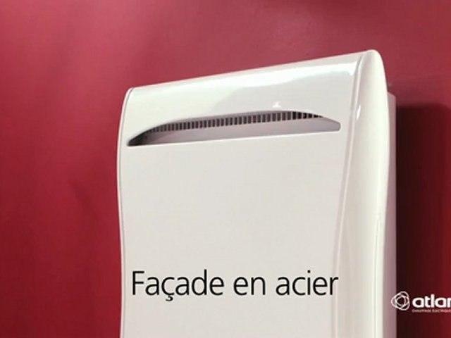 Le radiateur électrique à inertie: Alcove