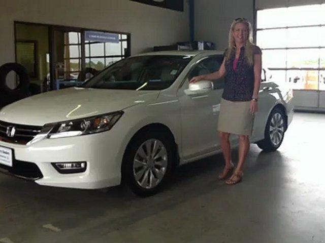 Stillwater Honda Dealership Showcases 2013 Honda Accord