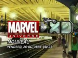 Disney XD - Marvel Universe - Vendredi 26 Octobre à 19h20