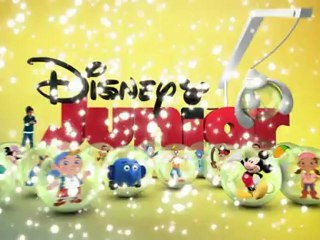 Disney Junior - Manny et ses Outils : Manny pompier - Bande-annonce