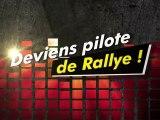 Rallye Jeunes - Deviens pilote de Rallye