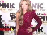 Paulina Gretzky GORGEOUS Mr. Pink Ginseng Drink Launch Party ARRIVALS